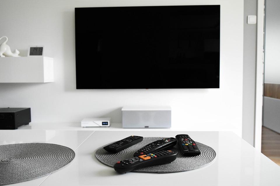 commandes tv